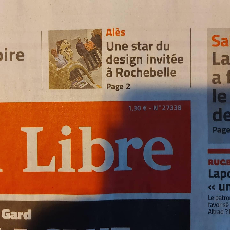 Midi Libre Teddy Delaroque