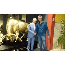 avec Fabio Lamborghini