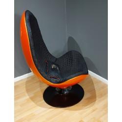 Fauteuil Design Orange Lamborghini PAR TEDDY DELAROQUE